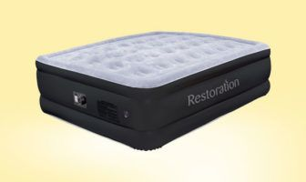 sleep restoration air bed review