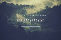 best sleeping pad for camping