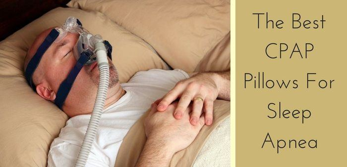the 5 best cpap pillows for sleep apnea