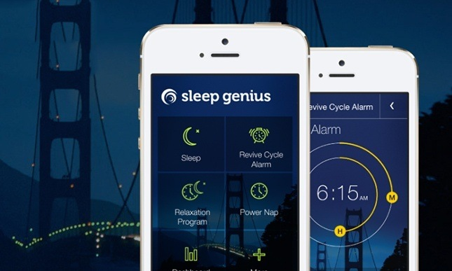 Sleep Genius App: Now available for both iOS and Android