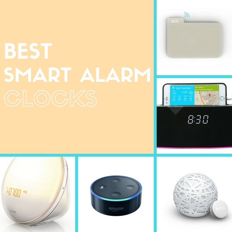 Best smart alarms
