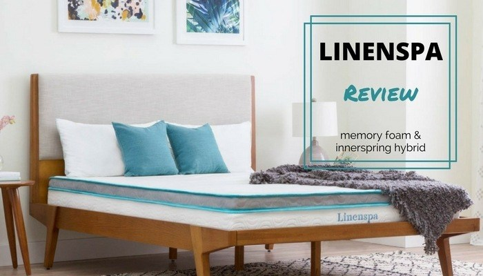 linenspa mattress review