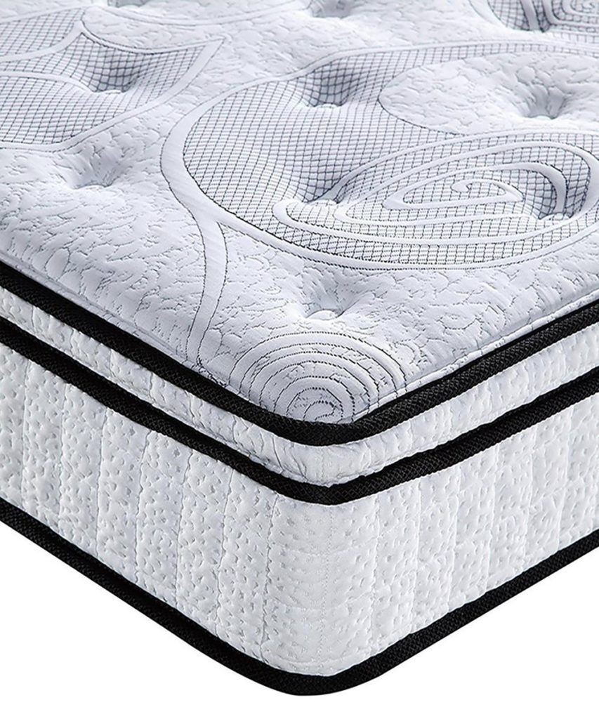 lch latex hybrid mattress review