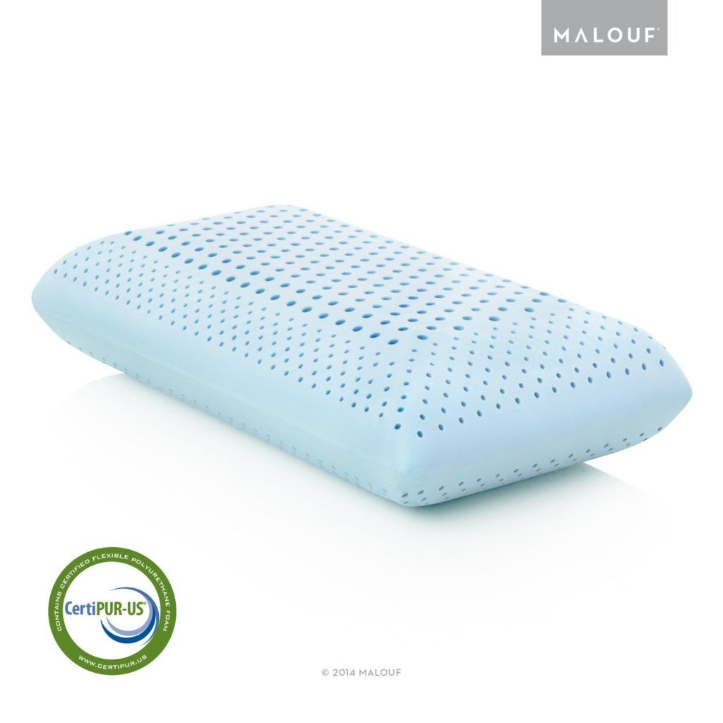malouf z zoned pillow review