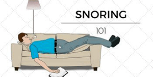 Snoring 101 guide