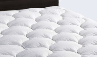 Leisure Town Overfilled Mattress Pad Cover