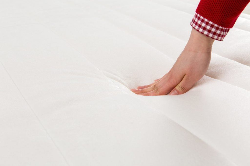 what is plant based memory foam