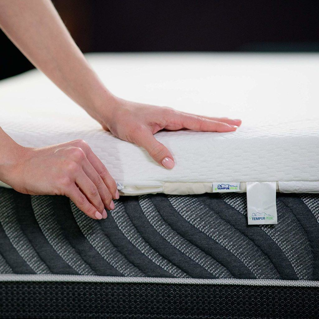 tempur proform supreme mattress topper review