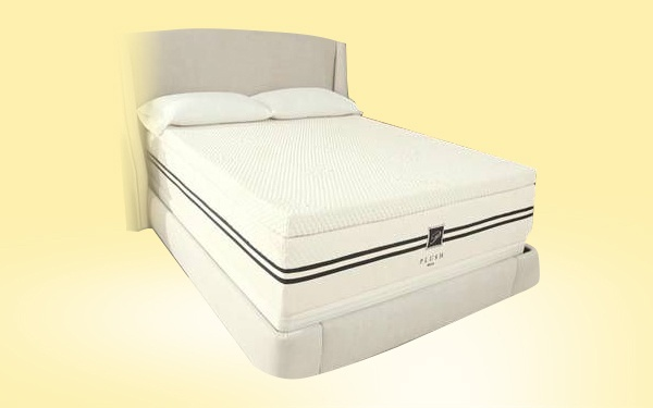 plushbeds mattress topper review